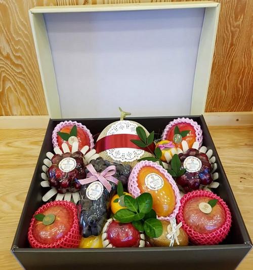 中秋节果篮礼盒加工包装,如何做更好