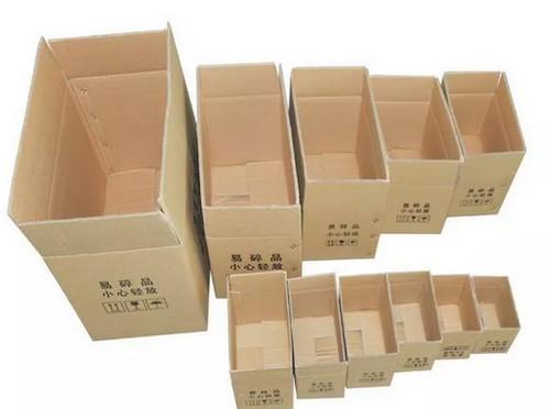 烟台瓦楞纸箱质量检测标准