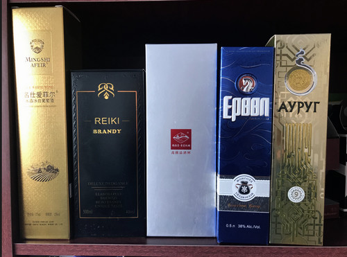 酒盒包装印刷工艺