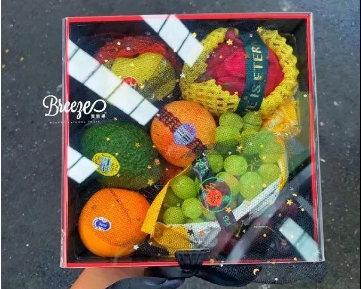 水果礼盒还能这么包装
